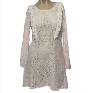 Harlowe & Graham Lace Sheath Dress